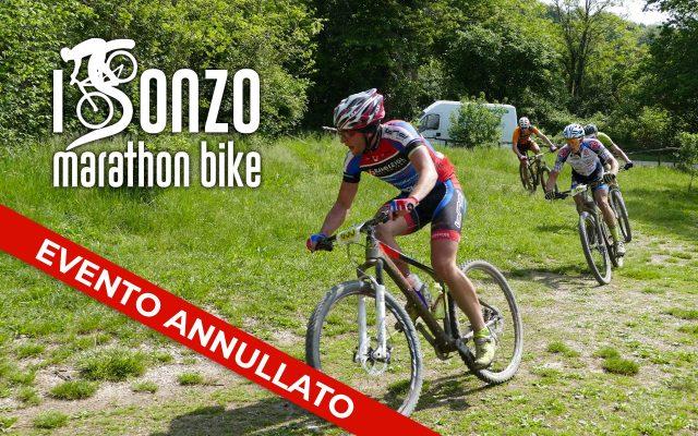Isonzo Marathon Bike 2020 definitivamente annullata
